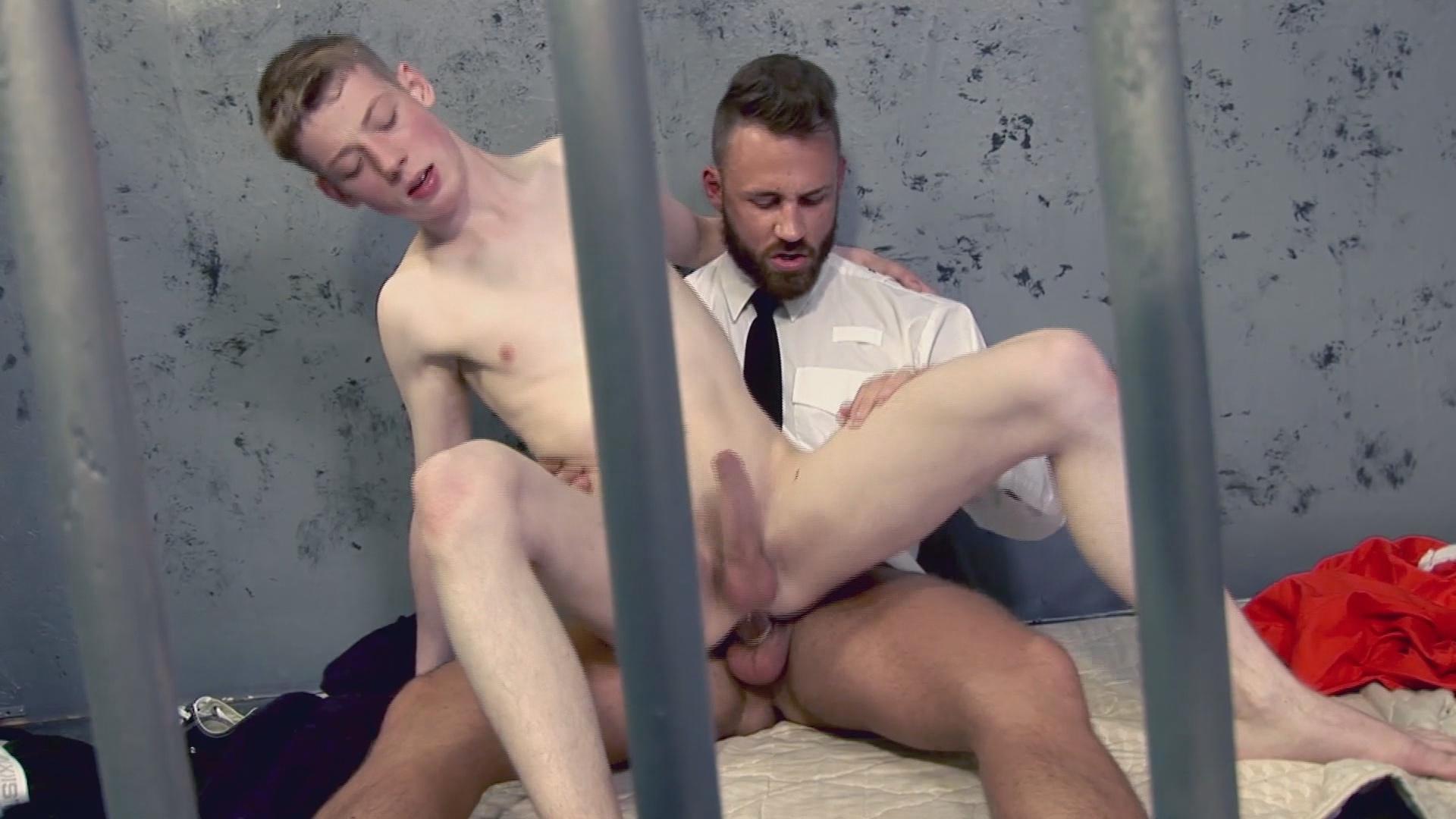 Gay Porn Officer