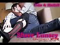 Gentlemens Closet: Sheer Lunacy 01