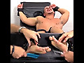 Jock Adam Tickled