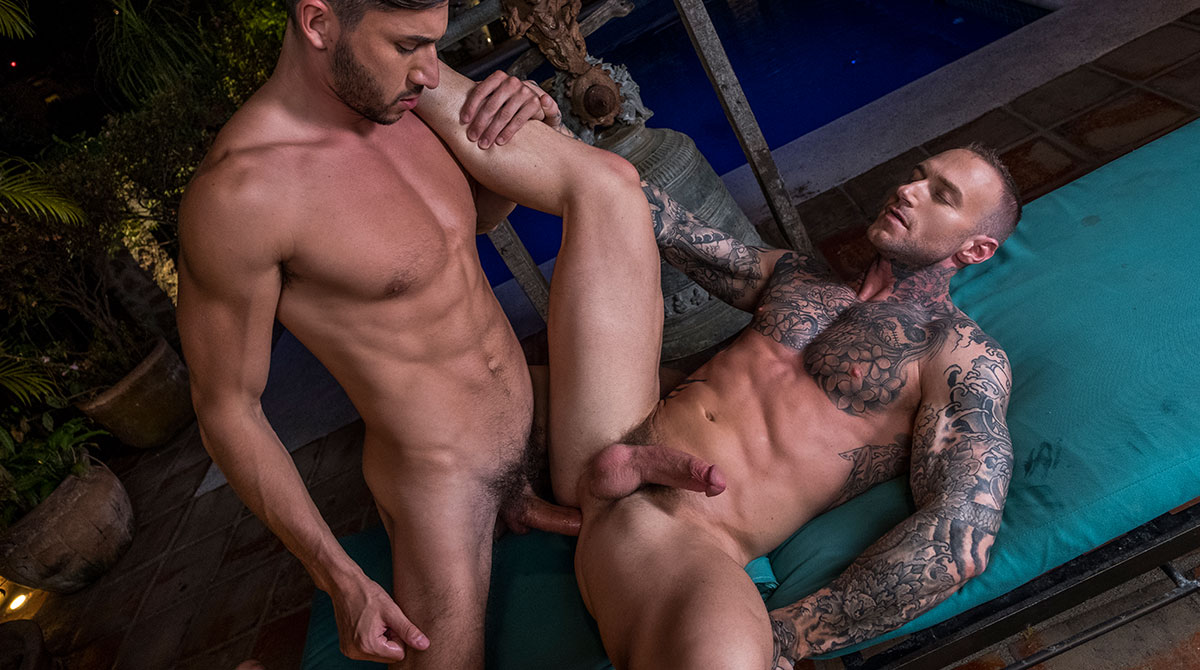 ManSurfer Scott DeMarco & Dylan James