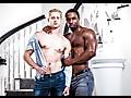 Noir Male: DeAngelo Jackson & Taylor Reign
