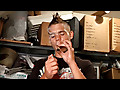 Boys Smoking: Boomer's Cigar & Cig Stroke Off!
