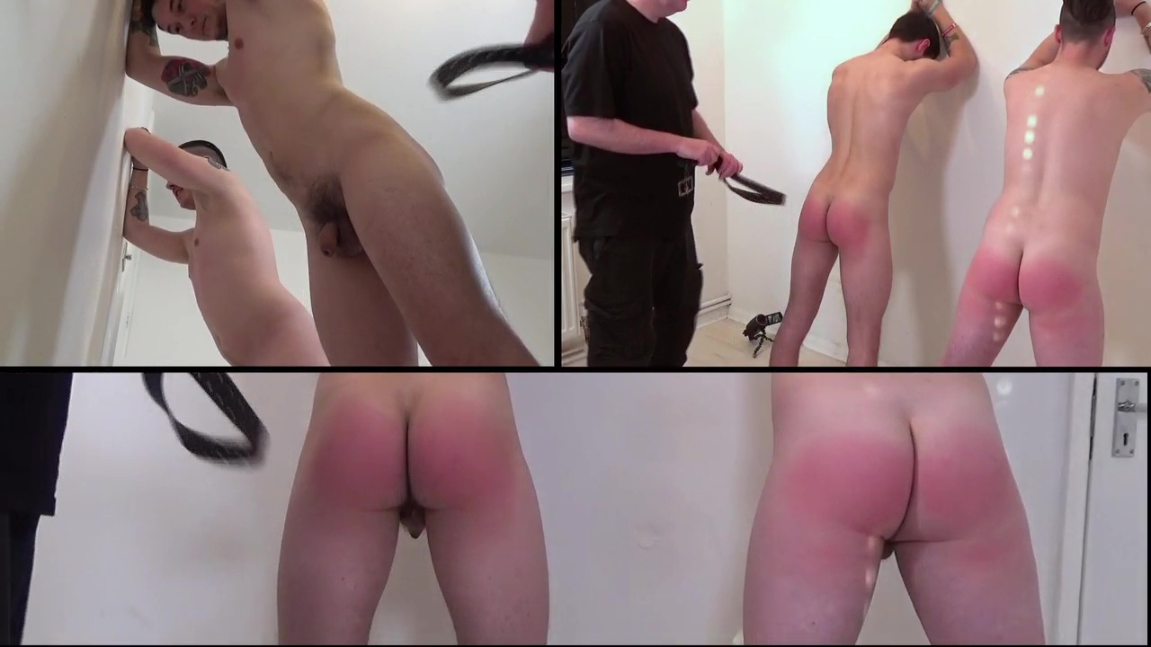 John & Jordan - Spanked Brothers - Part Two