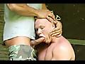 Gay War Games: My new blonde friend - #3