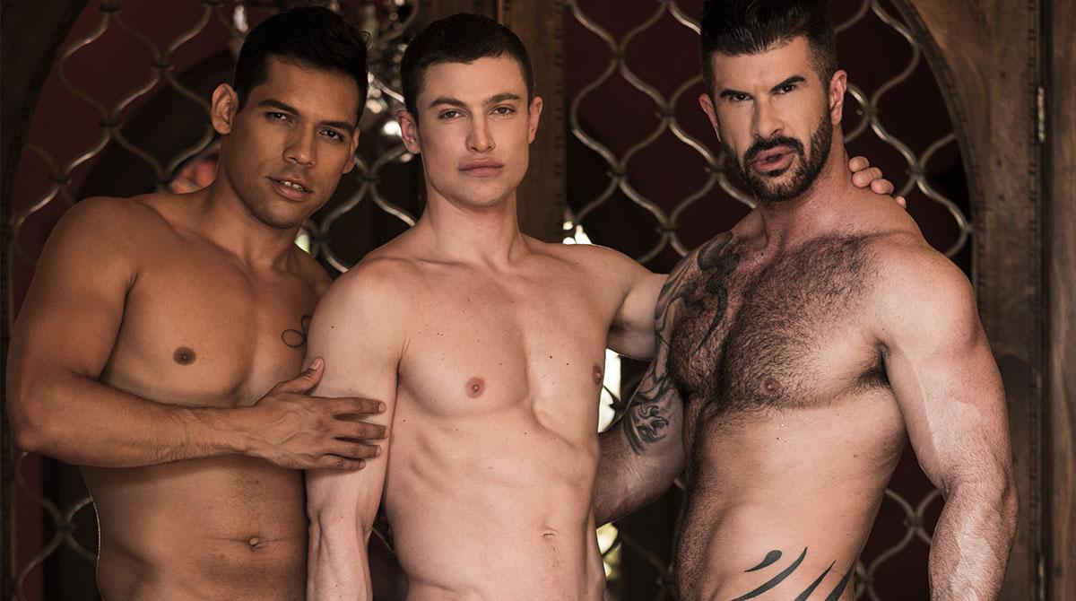 ManSurfer Alejandro Castillo, Adam Killian & Ruslan Angelo