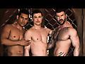 Alejandro Castillo, Adam Killian & Ruslan Angelo