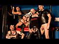 Saxon, Aitor Crash, Alfa Jota, Tom Louis, Pig Punk and Josep Deep