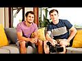 Markie More & Blake Ryan