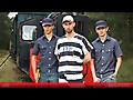 Young Bastards: Troy Daniels, Chris Young & Lucas Davidson