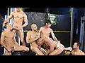 Fredrick Ford, Jason Crew, Justin Gemini, Kent North, Rick Gonzalez, Ricky Martinez