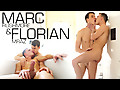 Twinks in Shorts: Marc Rushmore & Florian Mraz