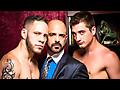 Adam Russo, Wolf Hudson & JD Phoenix