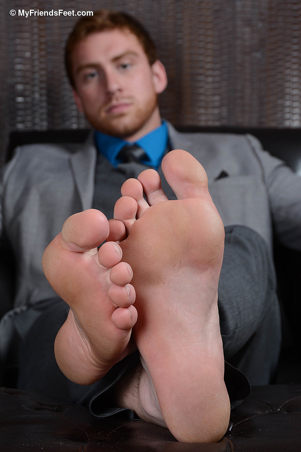 Barefoot Gay Porn