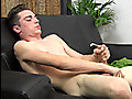Slim 18-year-old masturbating on camera for the first time