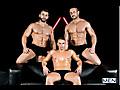 Diego Reyes, Myles Landon & Aston Springs