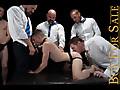 BOYS AUSTIN, DANNY, JAY & COLE - Group Auction Orgy