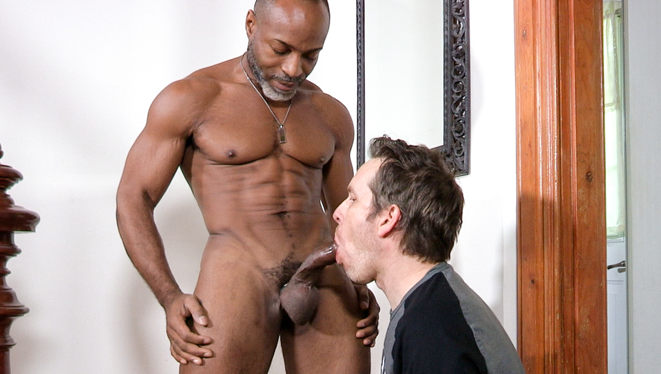 black dilf Gay