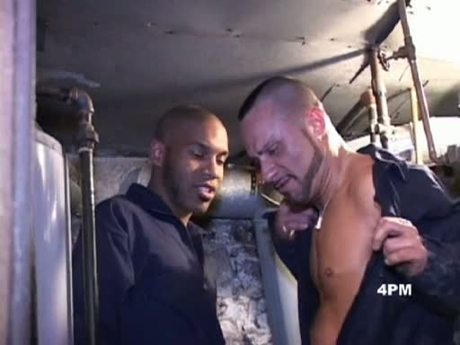 ManSurfer Tony Diamond and Marco Cruise in Working Men