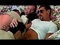 Orgy Studs: John Nagel & Jose Cabrera