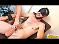 Boy Gusher: Chris Low Gets Tied Up