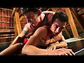 Fight and Fuck: James Huck vs. Troy Vara