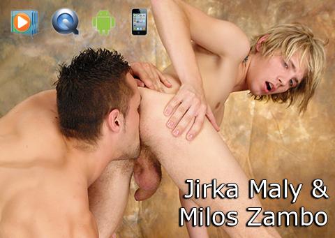 ManSurfer Jirka Maly & Milos Zambo
