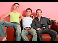 Hammer Boys: Andrej Jakes, Nicolas Corry & Paul Stevens