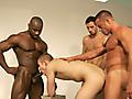 Xtra Inches: Tyler, Ludvic, Marc & Mason