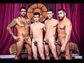 Damien Stone, Justin Matthews, Ryan Bones & Will Braun