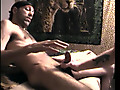Eating My Cum Off Str8 Black Cock