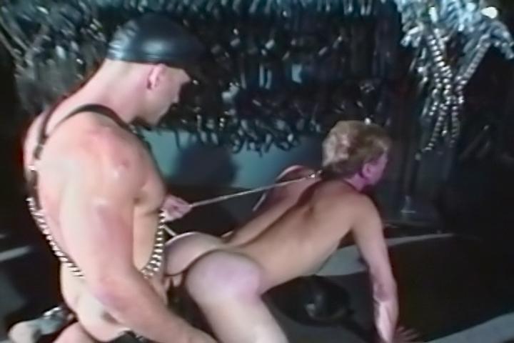 Gay slave fuck
