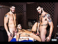 Cliff Jensen, Ashton McKay & Beaux Banks