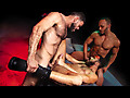 Raging Stallion: Ricky Larkin, Logan Moore & Dillon Diaz