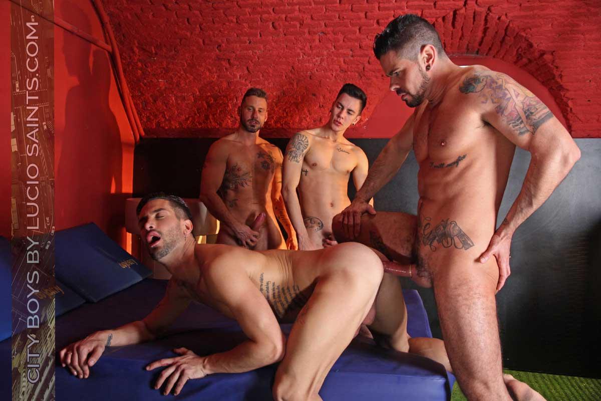 Porno Gay City Boys