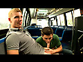 Project City Bus: Straightie Gets a Gay BJ