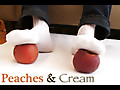 Gentlemens Closet: Peaches Cream 01
