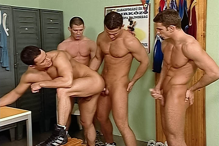 Stud fucking muscle event