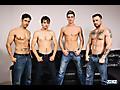 Johnny Rapid, Travis Stevens, Rafael Alencar & Sergeant Miles