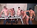Preston Johnson, Rowdy McBeal, Kyle Savage, Blake Daniels & Sebastian Rio