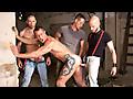 Cazzo Club: Fred Faurtin, Tommy Haynes, Michel & Rocco