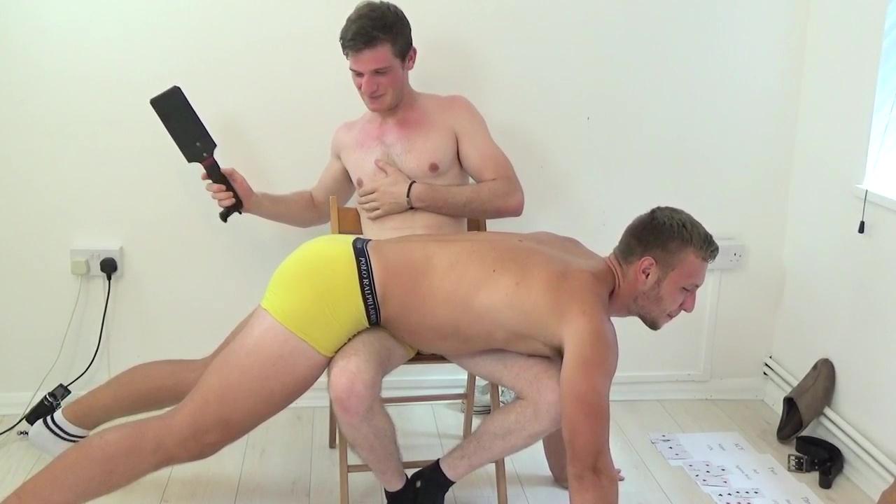 Spanking Game - Round Two