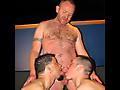 Nick Roberts, Dre Cruiser and John Brandon