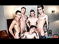 French Twinks: Chris Loan, Nolan Lacroix, Baptiste Garcia, Timothe Besse & Alexis Tivoli