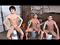 Caiden, Tristen and Billy -