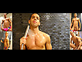 Bentley Race: A steamy shower shoot with my hung mate Tommy Deluca