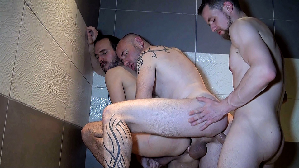 backroom sauna gay sexe french