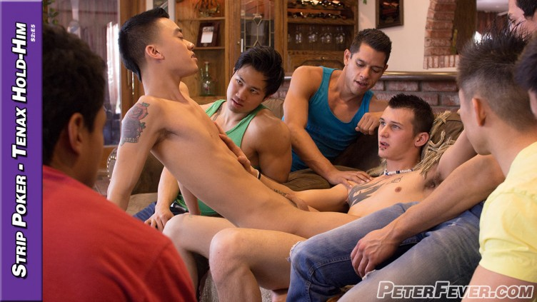 from Santos gay men strip poker