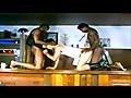 RetroMales: TruckStop Opening Scene