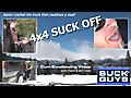 Suck off Guys: Winter 4x4 Suck Off + Car Crash