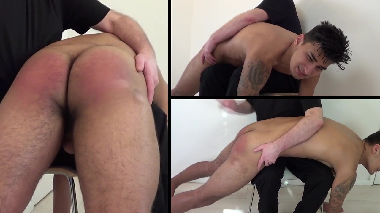 Gay Man On Man Spanking